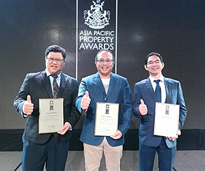 ASIA PACIFIC INTERNATIONAL PROPERTY AWARDS 2018
