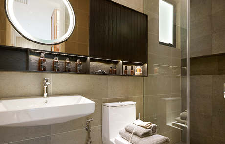 The-Valley-Type C Master Bathroom